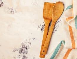 DIY keukendoeken