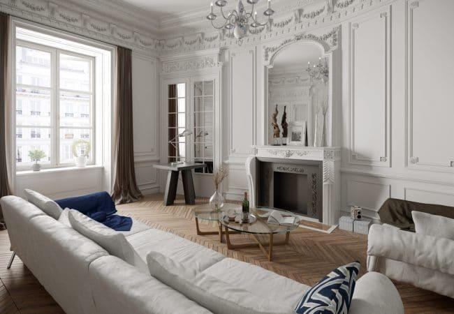 Frans interieur