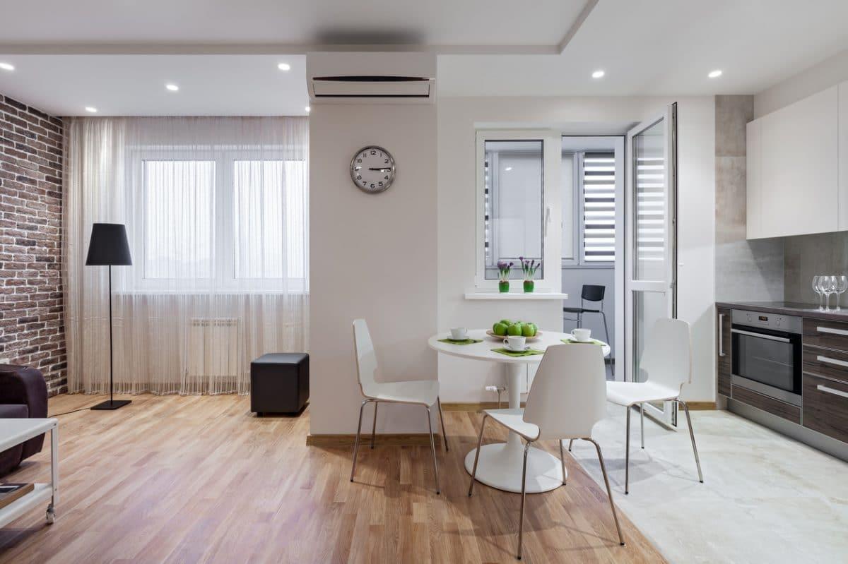 Keuken vloeren