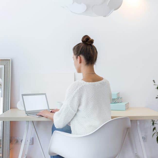 Onopvallende werkplekken in huis