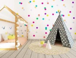 Tipi Tent Kinderkamer : Idee kinderkamer u2014 interiorinsider.nl