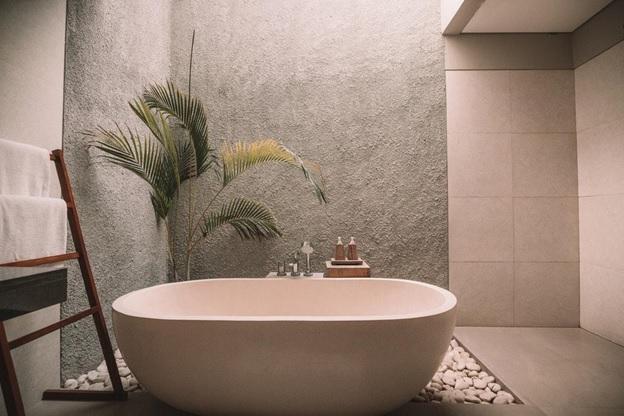 Gezelligheid creëren in de badkamer