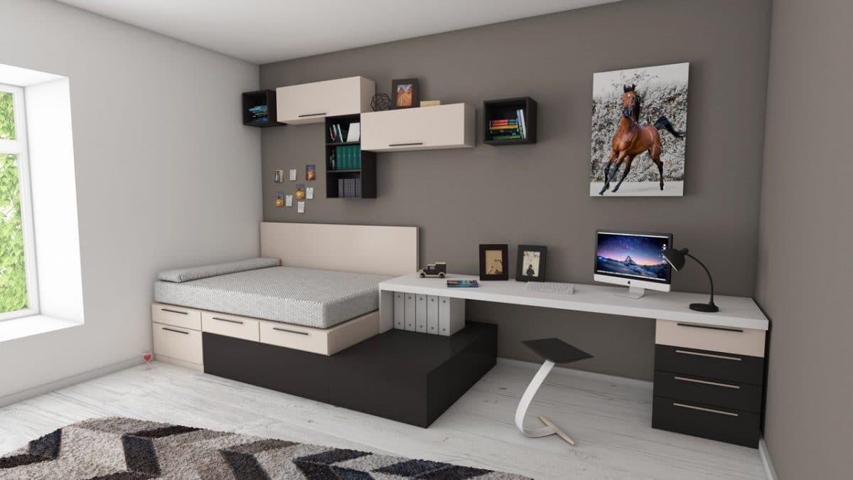 Slaapkamer Bank Maken : Van een bed een bank maken doe het zelf