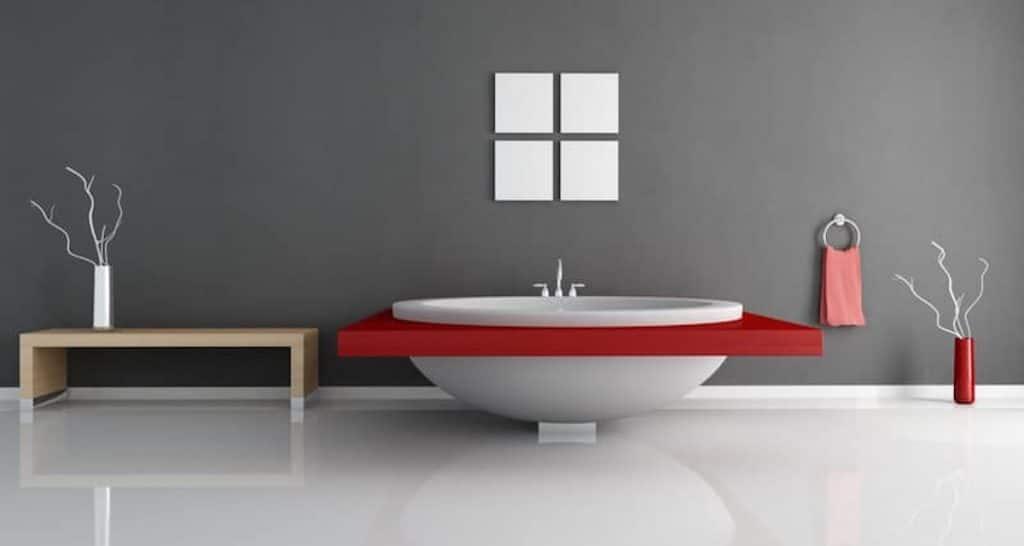 Betonstuc Badkamer Kosten : Betonstuc badkamer of betonstuc keuken betonlook met beton ciré