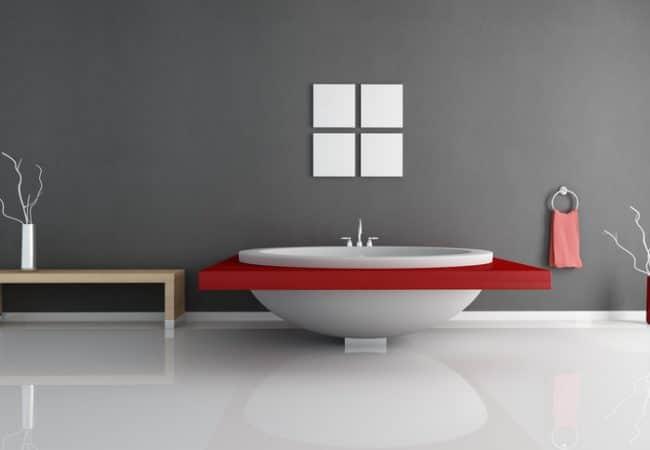 Betonstuc badkamer of betonstuc keuken