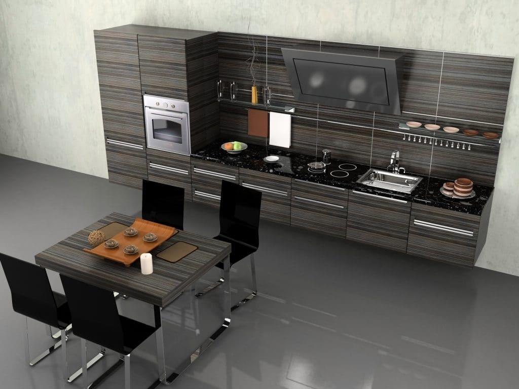 betonlook-betonstuc keuken