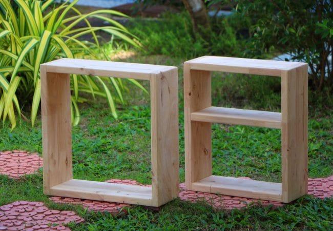 Een boekenkast zelf maken