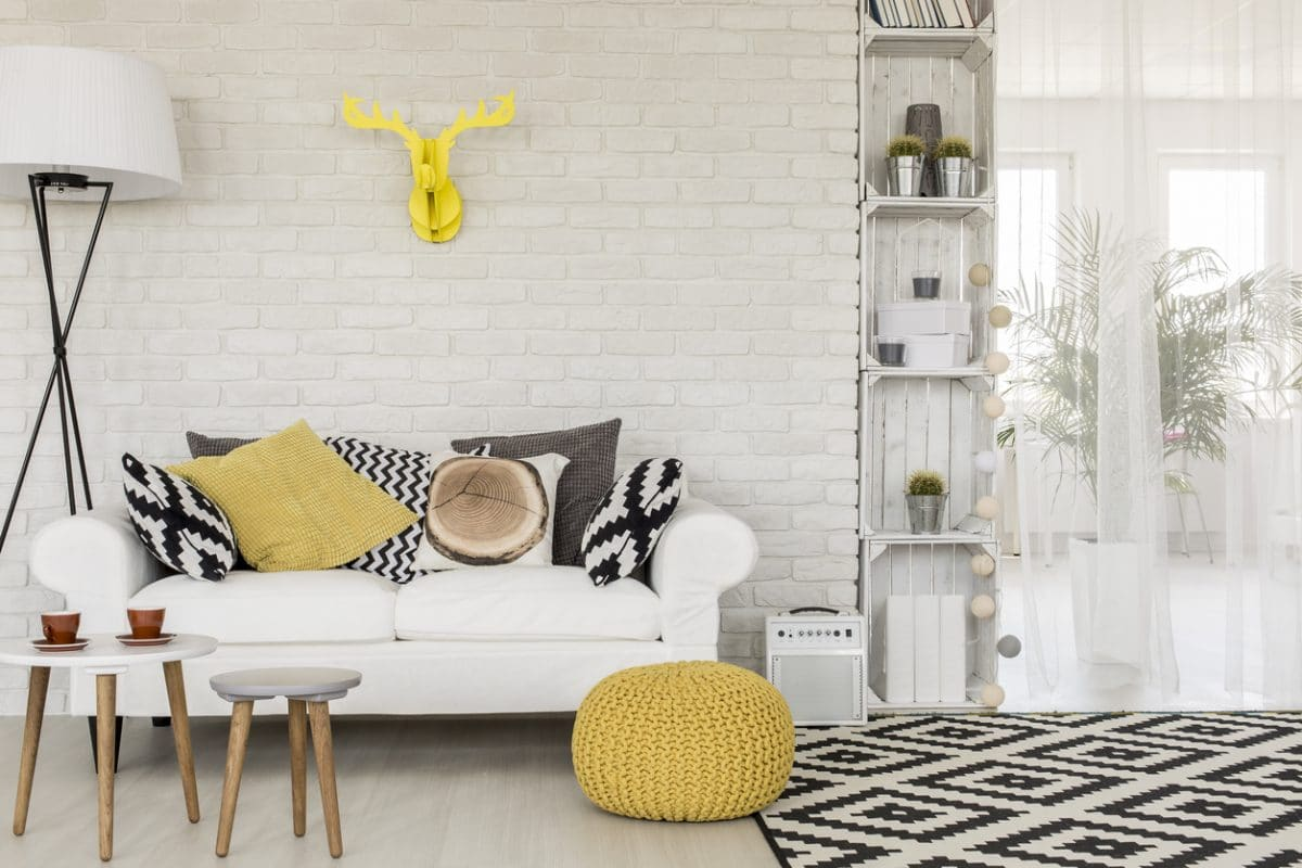gele slaapkamer — InteriorInsider.nl