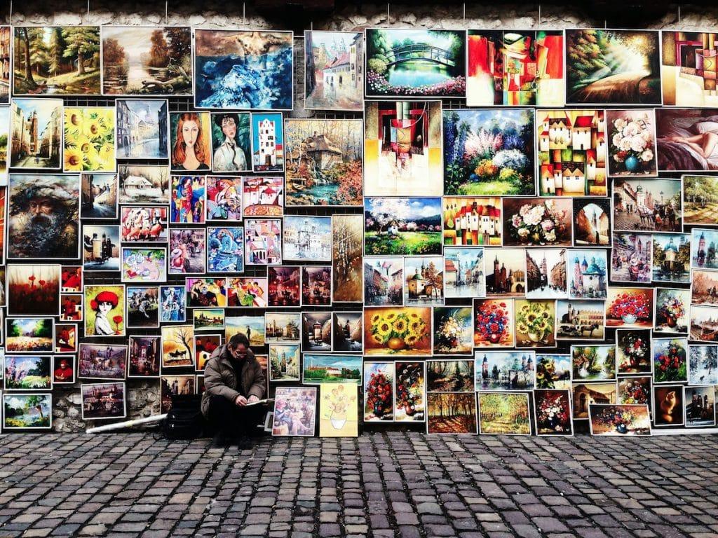 goedkope kunst aan de muur | Interior Insider