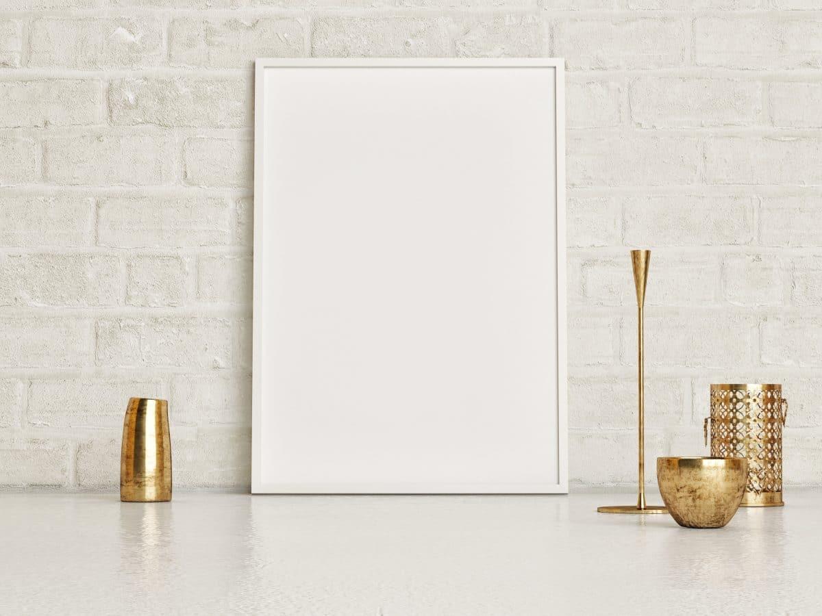Gouden Accessoires Slaapkamer : Gouden woonaccessoires u interiorinsider