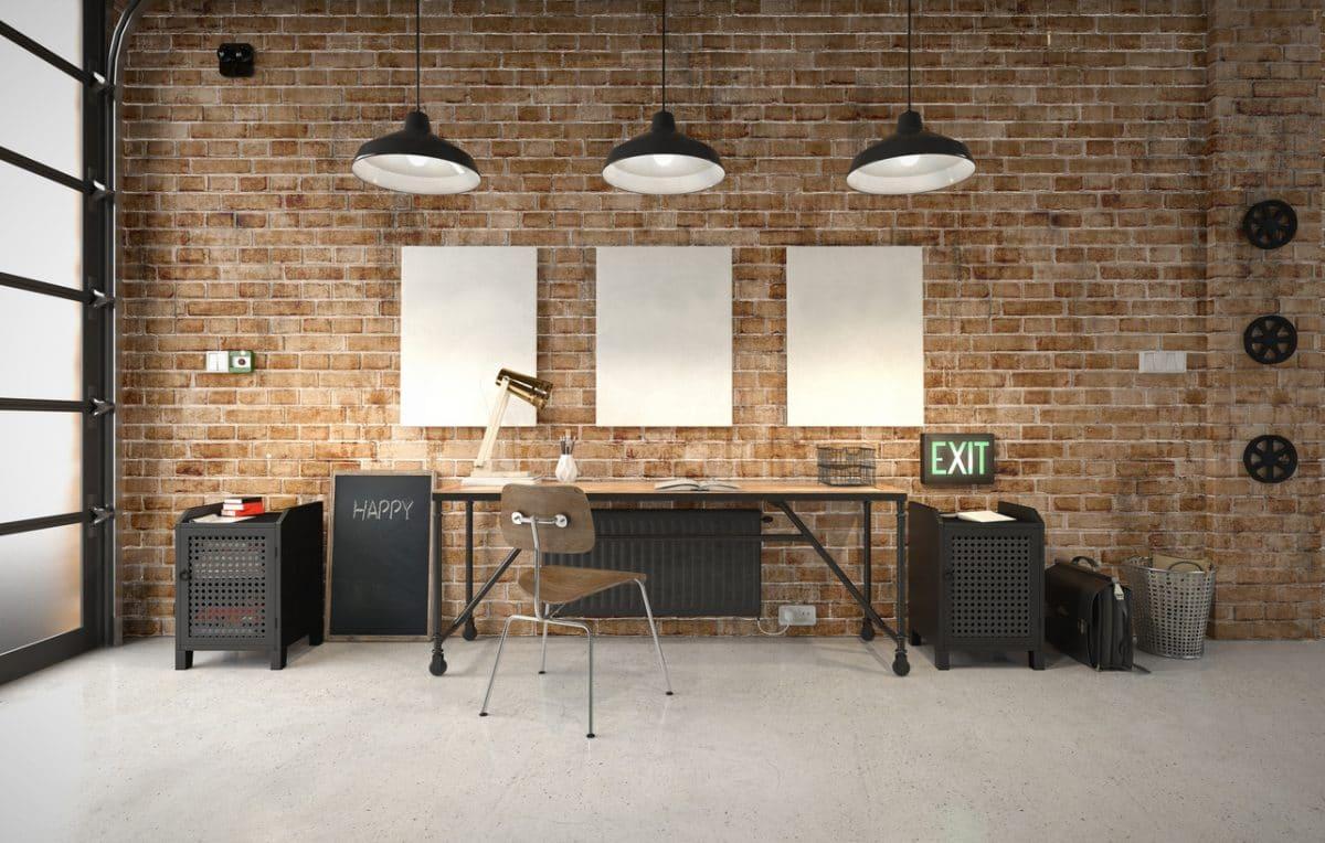 Industri le inrichting - Interieur industriele stijl decoratie ...