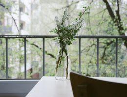 Een klein balkon inrichten en gezellig maken