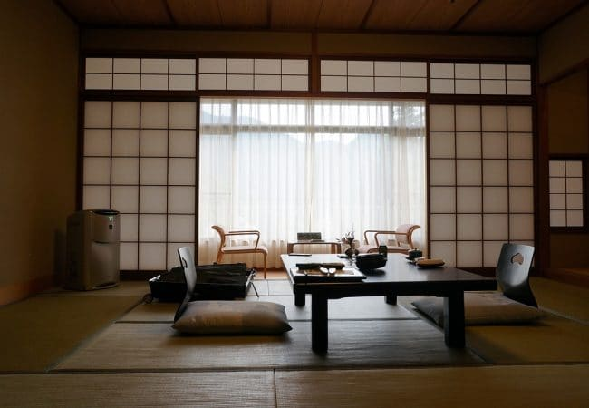 Japanse inrichting