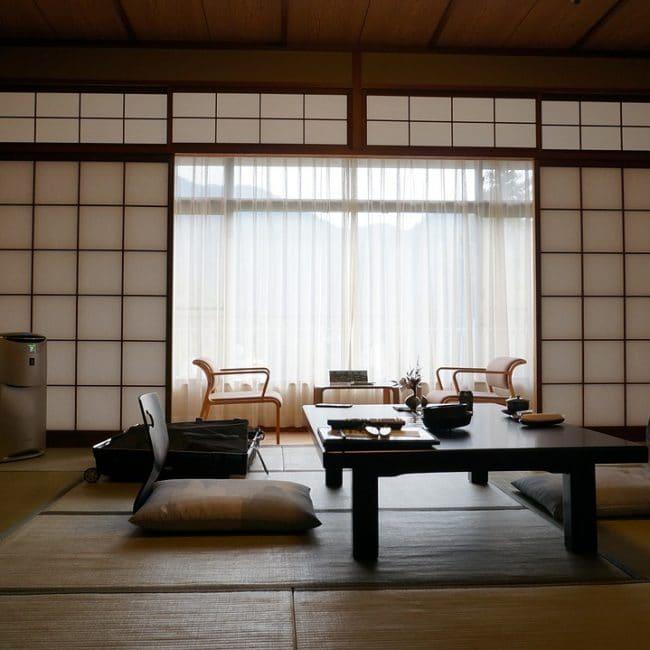 Japanse inrichting for Japanse stijl interieur