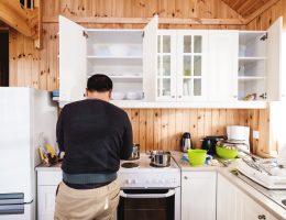 Keuken achterwand ideeën