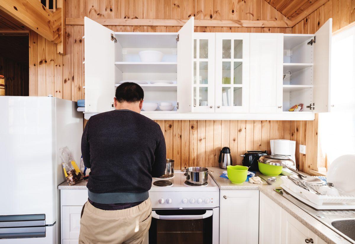 Keuken achterwand ideeen interieur meubilair idee n for Interieur keuken ideeen