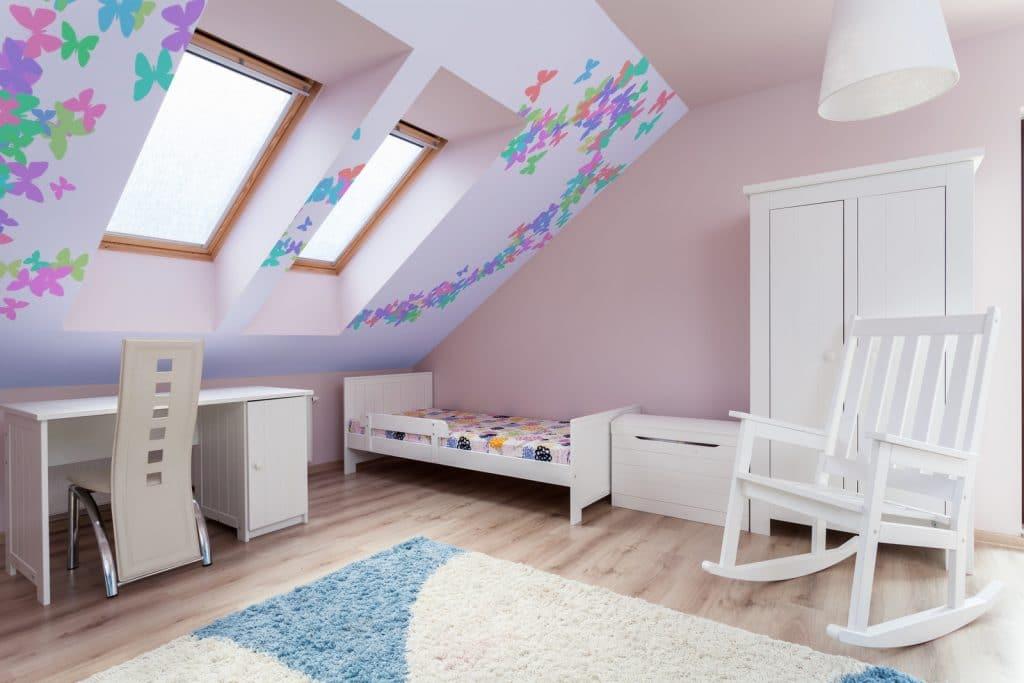 Slaapkamer op zolder  u2014 InteriorInsider nl