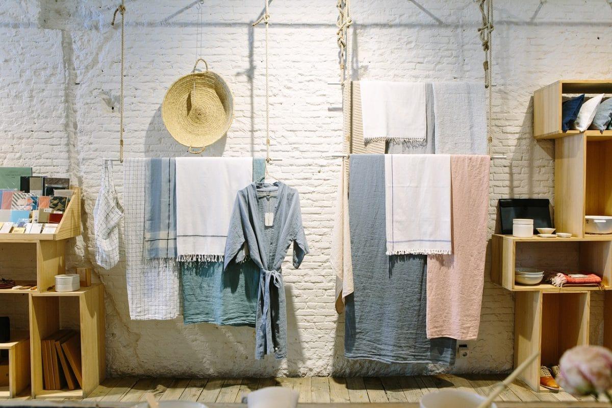kledingrek maken