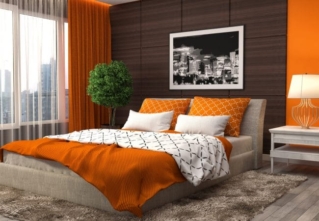 Kleuradvies slaapkamer