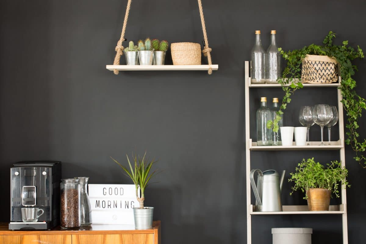 Ladder decoratie u interiorinsider