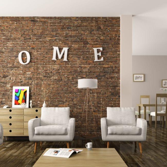 Letters aan de muur - Volwassen kamer trend ...