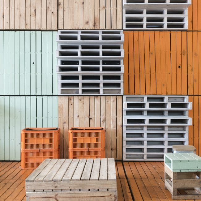 Bekend Oude houten kratten — InteriorInsider.nl &LZ76