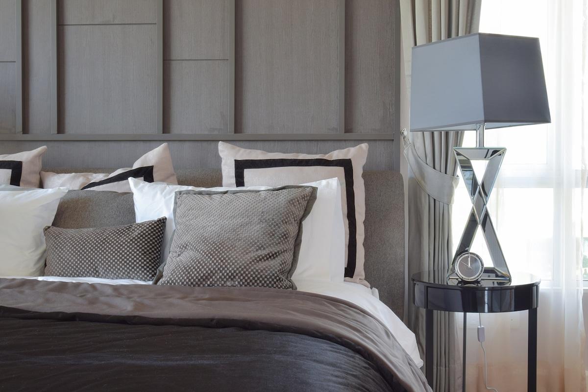 Moderne Strakke Slaapkamer : Moderne slaapkamer u interiorinsider