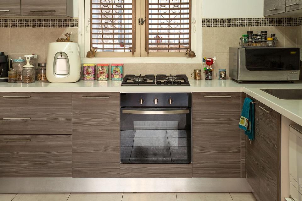 oven schoonmaken keuken