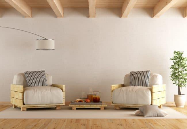 Pallet houten meubels