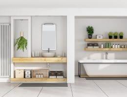 Planten voor in de badkamer