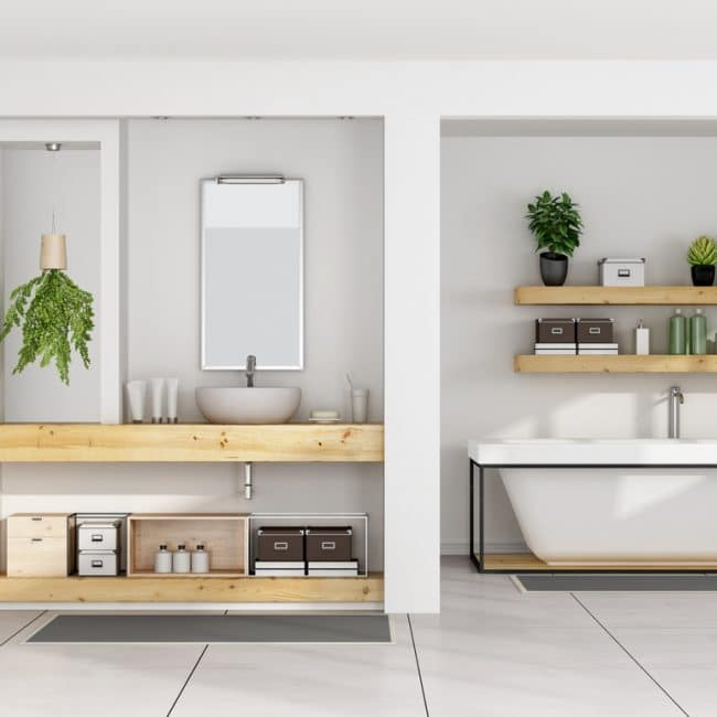 Planten voor in de badkamer — InteriorInsider.nl