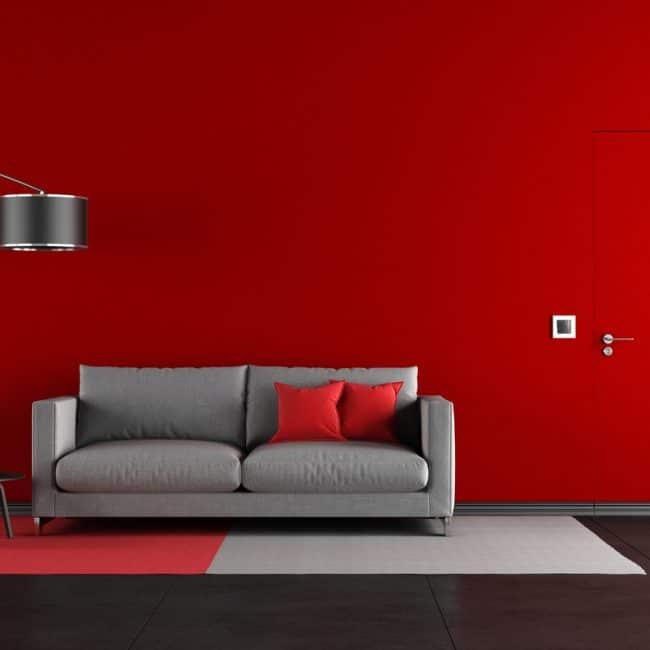 Kleur in je woonkamer for Interieur kleuradvies