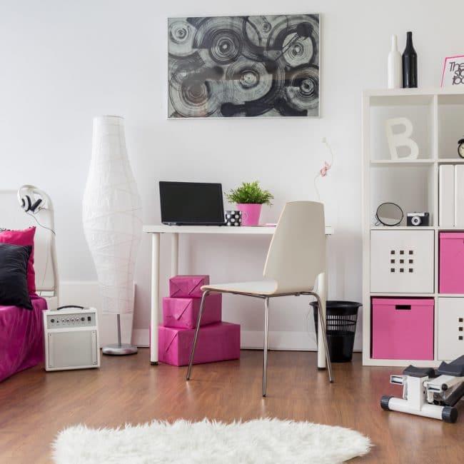 Slaapkamer meisje — InteriorInsider.nl