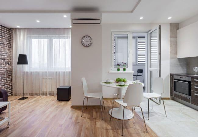 Soorten vloeren voor woonkamer