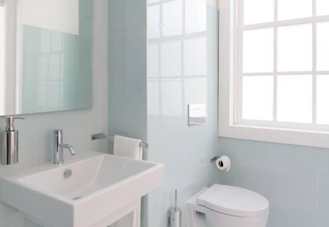Tips kleine badkamer