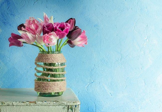 Decoratie voor planten