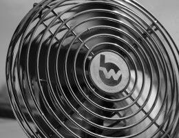 Hippe ventilators voor thuis