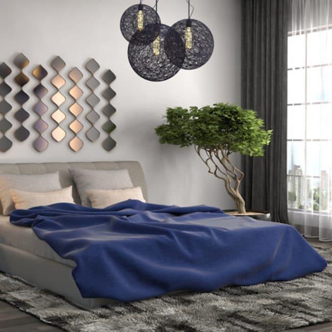 Slaapkamer kleurencombinaties