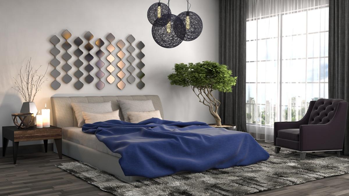slaapkamer kleur — InteriorInsider.nl