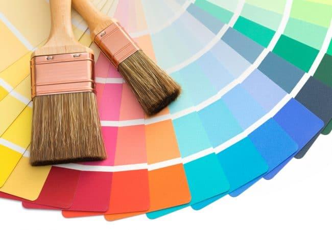 Welke kleur op de muur