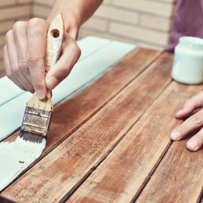 Zelf iets maken van hout for Foto op hout maken eigen huis en tuin