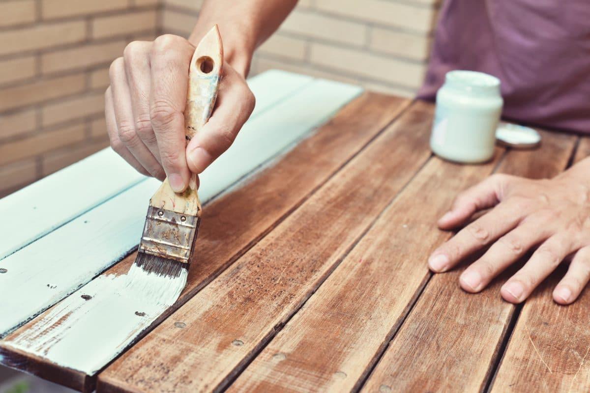 Zelf iets maken van hout