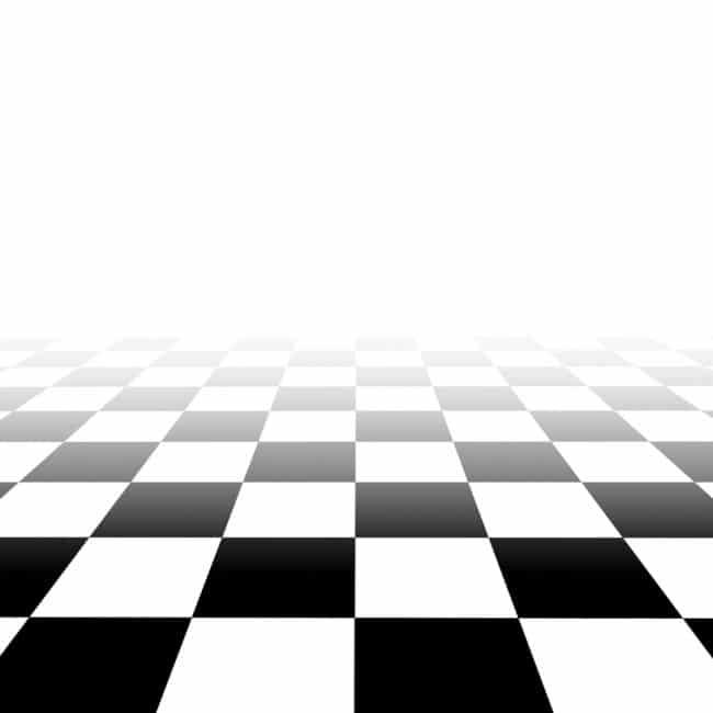 Iets Nieuws Zwart witte tegelvloer — InteriorInsider.nl #QM06